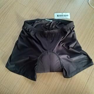 Kosho 自転車 メンズ サイクルパンツ パッド付 M(ウエア)
