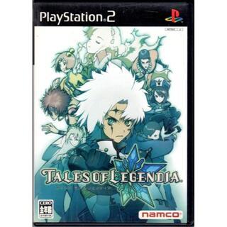 プレイステーション2(PlayStation2)の【20%引き対象】テイルズオブレジェンディア[PS2](家庭用ゲームソフト)