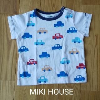 ミキハウス(mikihouse)のMIKI HOUSE 半袖Tシャツ 70~80 ミキハウス(Tシャツ)