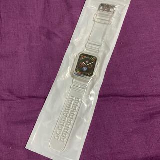 Apple Watch - Applewatch アップルウォッチ クリアバンド