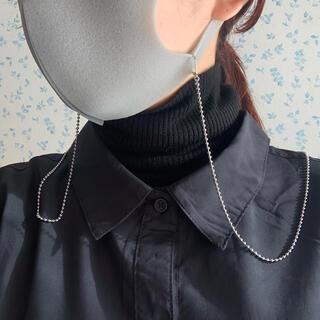 再∞販 ball chain mask strap