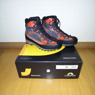 LA SPORTIVA - ラ スポルティバ トランゴ キューブ EU40 25.5cm 登山靴 シューズ