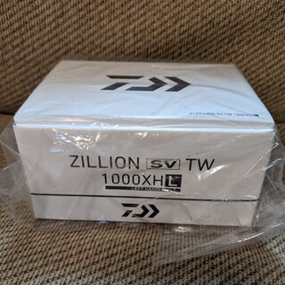 DAIWA - 【新品未使用】ダイワ21 ジリオン SV TW 1000XHL 左ハンドル