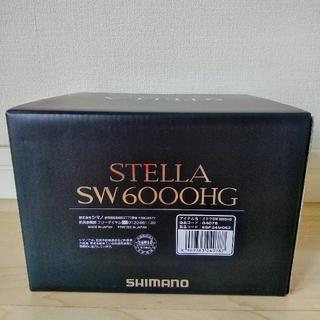 シマノ(SHIMANO)の新品 シマノ 20ステラ SW 6000HG(リール)