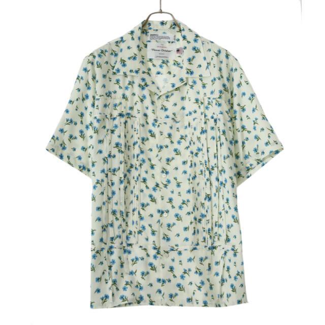 """DAIRIKU / ダイリク""""Wyatt"""" Open Collar Shirt メンズのトップス(シャツ)の商品写真"""
