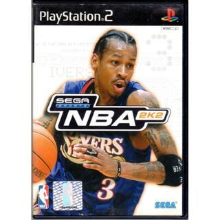 プレイステーション2(PlayStation2)の【20%引き対象】NBA2K2[PS2](家庭用ゲームソフト)