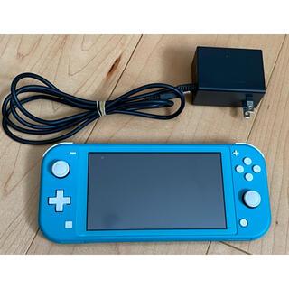 Nintendo Switch - ニンテンドー スイッチ ライト switch lite ターコイズ