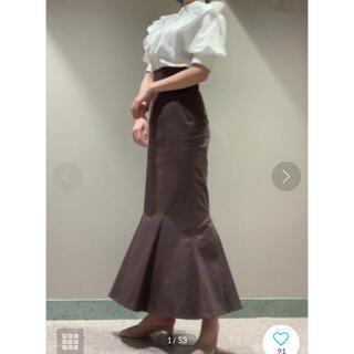 snidel - マーメイドスカート