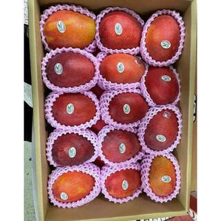 台湾産 太陽マンゴー 高級品 12〜16個入り(フルーツ)