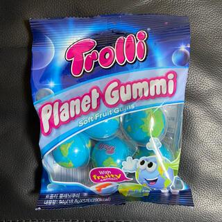 カルディ(KALDI)の正規品 Trolli 地球グミ 5個セット asmr (菓子/デザート)
