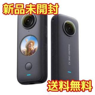 ゴープロ(GoPro)の【新品未開封】Insta360 ONE X2 送料無料(ビデオカメラ)