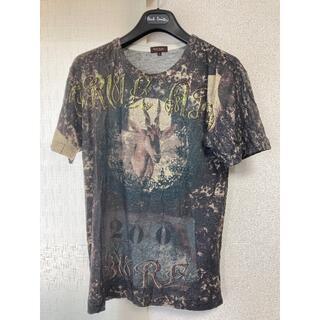 Paul Smith - ポールスミス コレクション 総柄 プリント Tシャツ Lサイズ