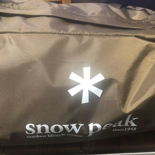 Snow Peak - メーヴェL スノーピーク 一回使用