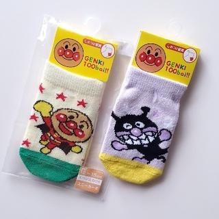 アンパンマン - アンパンマン♥️靴下 ソックス 新品 男の子