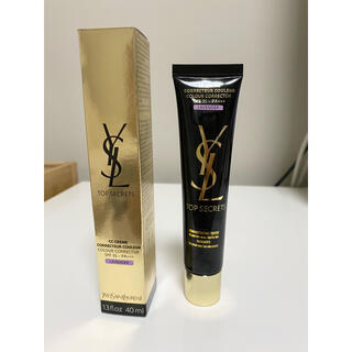 イヴサンローランボーテ(Yves Saint Laurent Beaute)のYSL  トップシークレット CCクリーム(化粧下地)