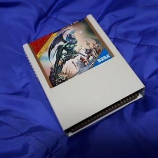 セガマーク3 覇邪の封印 アスキー ゴールドカートリッジ  マスターシステム  (家庭用ゲームソフト)