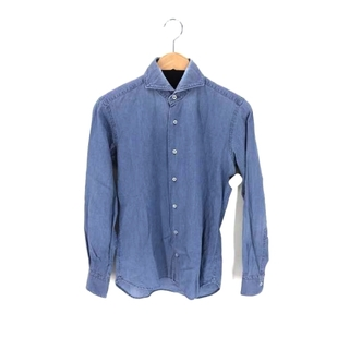 オリアン(ORIAN)のORIAN(オリアン) ワイドカラースリムフィットシャツ メンズ トップス(その他)