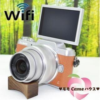パナソニック(Panasonic)のルミックス GF7☆WiFi搭載&自撮りOK♪楽しい機能満載♪1673(ミラーレス一眼)