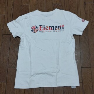 エレメント(ELEMENT)のエレメント Tシャツ メンズM(Tシャツ/カットソー(半袖/袖なし))