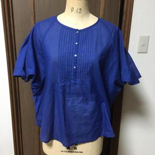 ムーさん様専用✴︎LILASICサラリブラウス+スキッパーシャツ(シャツ/ブラウス(半袖/袖なし))