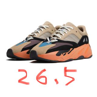 """アディダス(adidas)のADIDAS YEEZY BOOST 700 """"ENFLAME AMBER""""(スニーカー)"""