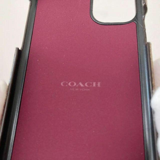 COACH(コーチ)の新品ラスト①COACH★コーチ★iPhone11◆シグネチャースターハードケース スマホ/家電/カメラのスマホアクセサリー(iPhoneケース)の商品写真