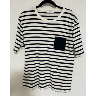 ユナイテッドアローズ(UNITED ARROWS)の半袖ティシャツ UNITED ARROWS タオル地 メンズL(Tシャツ/カットソー(半袖/袖なし))