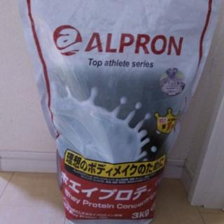 【訳あり】ALPRON ホエイプロテイン ブルーベリーヨーグルト風味(プロテイン)