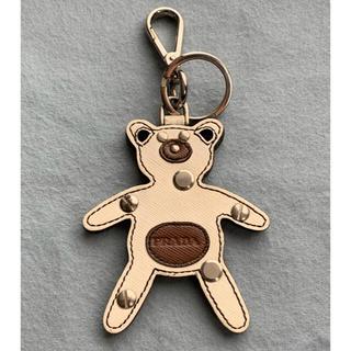 PRADA - PRADA キーリング クマ