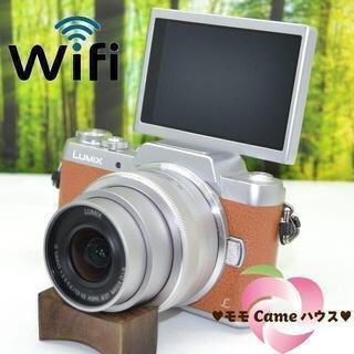 パナソニック(Panasonic)のルミックス GF7☆WiFi搭載&自撮りOK♪楽しい機能満載♪1648(ミラーレス一眼)