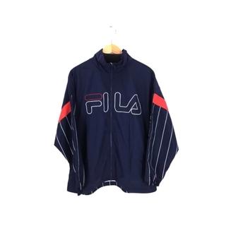 フィラ(FILA)のFILA(フィラ) TRACK JACKET メンズ アウター ジャケット(ナイロンジャケット)