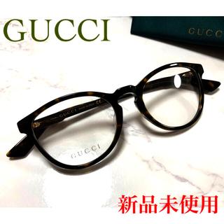 Gucci - ✴︎新品✴︎ 正規品 GUCCI GGロゴ メガネ アジアンフィット べっ甲柄