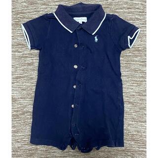 ラルフローレン(Ralph Lauren)のラルフローレン カバーオール ポロシャツ 70(カバーオール)
