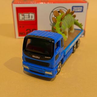 トミカ イベントモデル いすゞ ギガ 恐竜運搬トラック