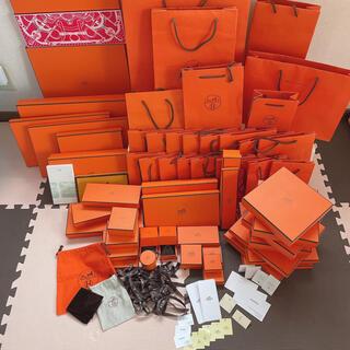 Hermes - エルメス HERMES 空箱35 紙袋24 リボン、冊子まとめて激安❗約40%引