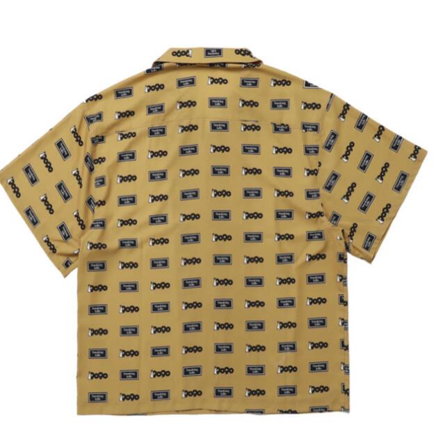 WACKO MARIA(ワコマリア)の【コメントOK】FR2 × 9090 Open Collar Shirts メンズのトップス(シャツ)の商品写真