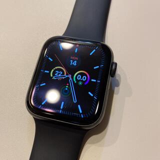 【美品】Apple Watch series5 44mm GPSモデル