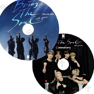 防弾少年団(BTS) - BTS BRING THE SOUI 2枚組