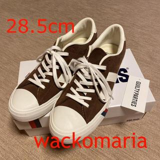 ワコマリア(WACKO MARIA)のwackomaria×PRO-keds スニーカー ブラウン 28.5cm(スニーカー)