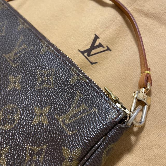 LOUIS VUITTON(ルイヴィトン)のルイヴィトンアクセサリーポーチ レディースのファッション小物(ポーチ)の商品写真