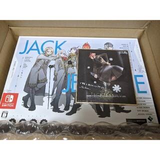 【新品未開】 ジャックジャンヌ 限定版ユニヴェールC  複製ミニ色紙付 織巻寿々(家庭用ゲームソフト)