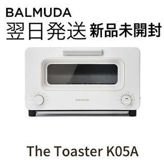 バルミューダ(BALMUDA)のまめ大福様専用 BALMUDA The Toaster K05A-WH(調理機器)