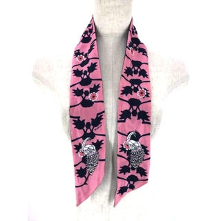 Furla - FURLA(フルラ) 花柄スカーフ レディース ファッション雑貨