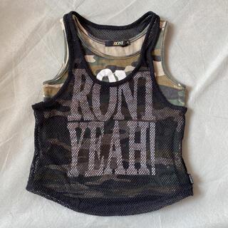 ロニィ(RONI)のRONI タンクトップ 2枚セット(Tシャツ/カットソー)