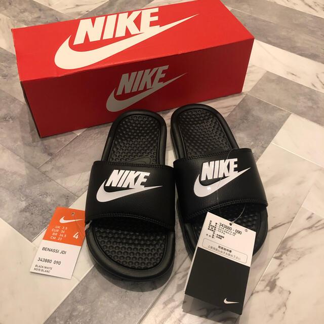 NIKE(ナイキ)の【新品】NIKE べナッシ 23.0 レディースの靴/シューズ(サンダル)の商品写真