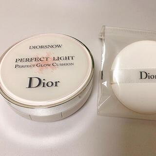 Dior - DIOR SNOW perfect light クッションファンデ