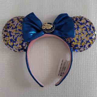 Disney - 海外ディズニーピンクxブルースパンコールミニーカチューシャ