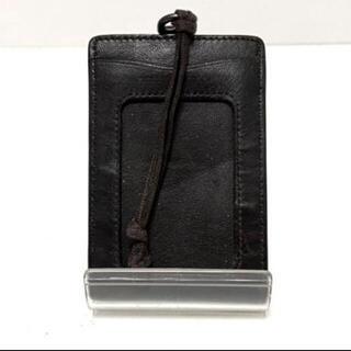 ボッテガヴェネタ(Bottega Veneta)のボッテガ パスケース IDケース ネックストラップ セット(パスケース/IDカードホルダー)