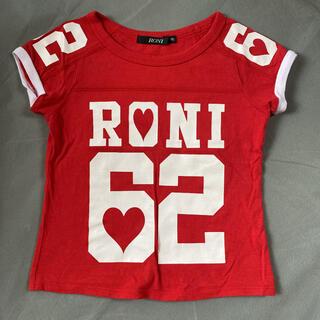 ロニィ(RONI)のRONI Tシャツ(Tシャツ/カットソー)