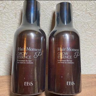 エビスケショウヒン(EBiS(エビス化粧品))の2本 エビス ヘアーモーメントp 薬用ヘアエッセンス ebis エビス化粧品(ヘアケア)